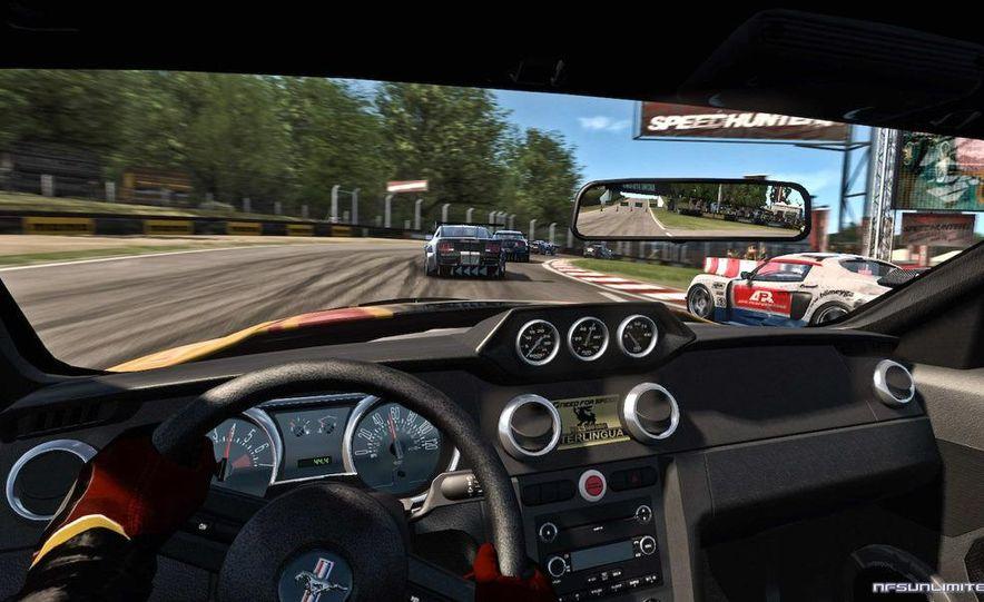 2009 BMW M3 GT2 and 2008 Porsche 911 GT3 RS screenshot - Slide 10