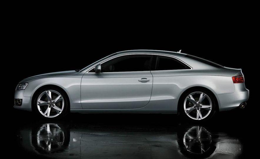 2008 Audi A5 2.7 TDI (European spec) interior - Slide 7