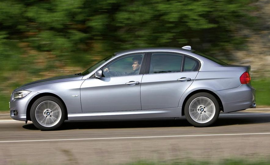 2012 BMW 3-series sedan (artist's rendering) - Slide 15