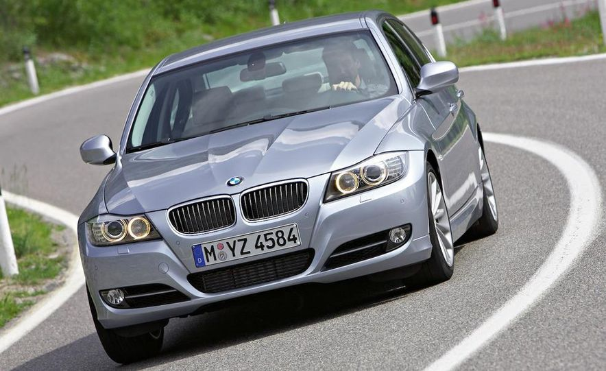 2012 BMW 3-series sedan (artist's rendering) - Slide 18