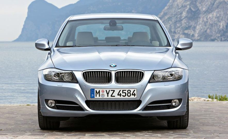 2012 BMW 3-series sedan (artist's rendering) - Slide 5