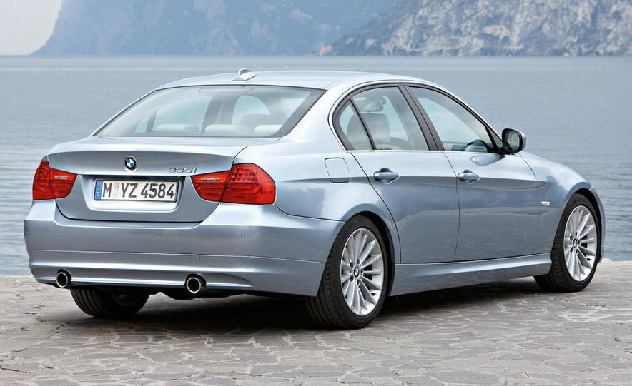 2012 BMW 3-series sedan (artist's rendering) - Slide 7