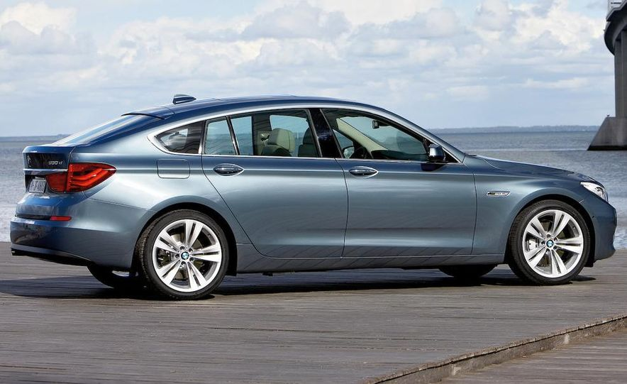 2012 BMW 3-series sedan (artist's rendering) - Slide 26