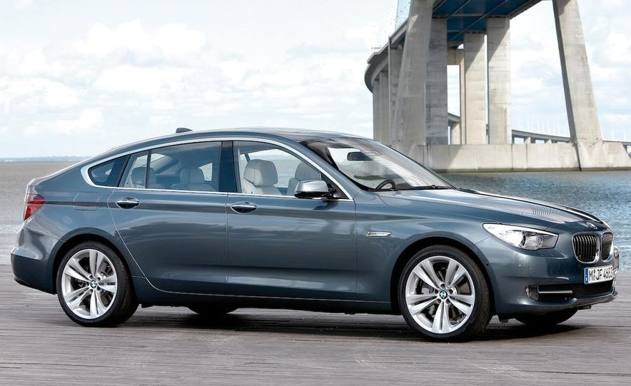 2012 BMW 3-series sedan (artist's rendering) - Slide 27