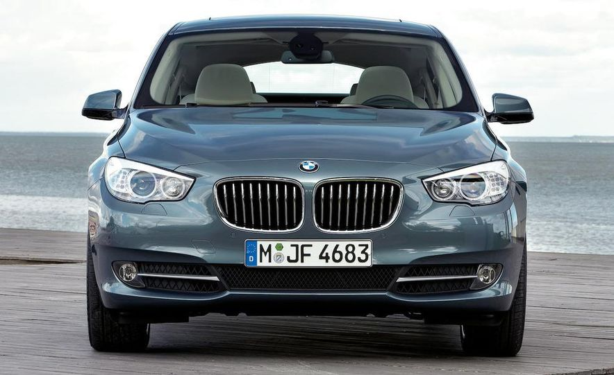 2012 BMW 3-series sedan (artist's rendering) - Slide 28