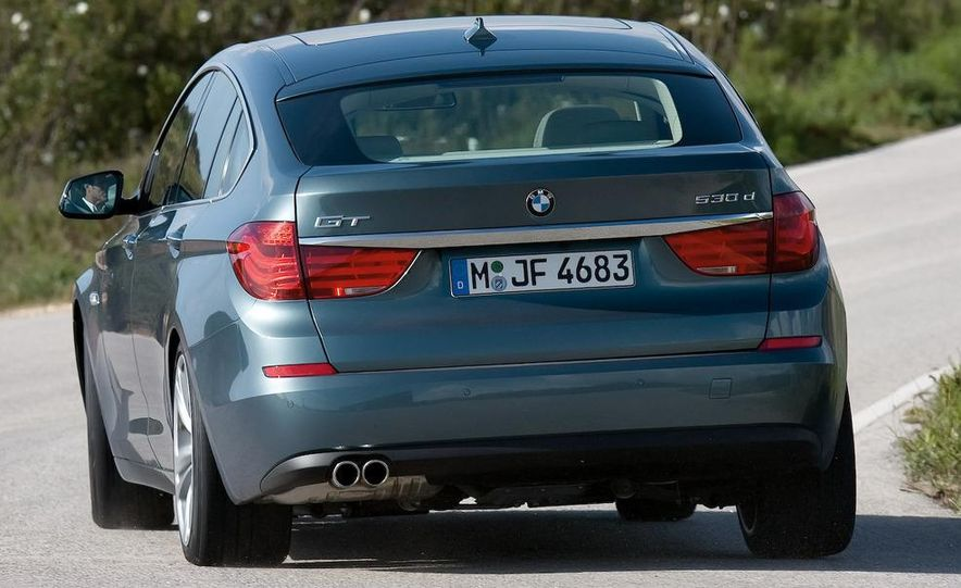 2012 BMW 3-series sedan (artist's rendering) - Slide 30