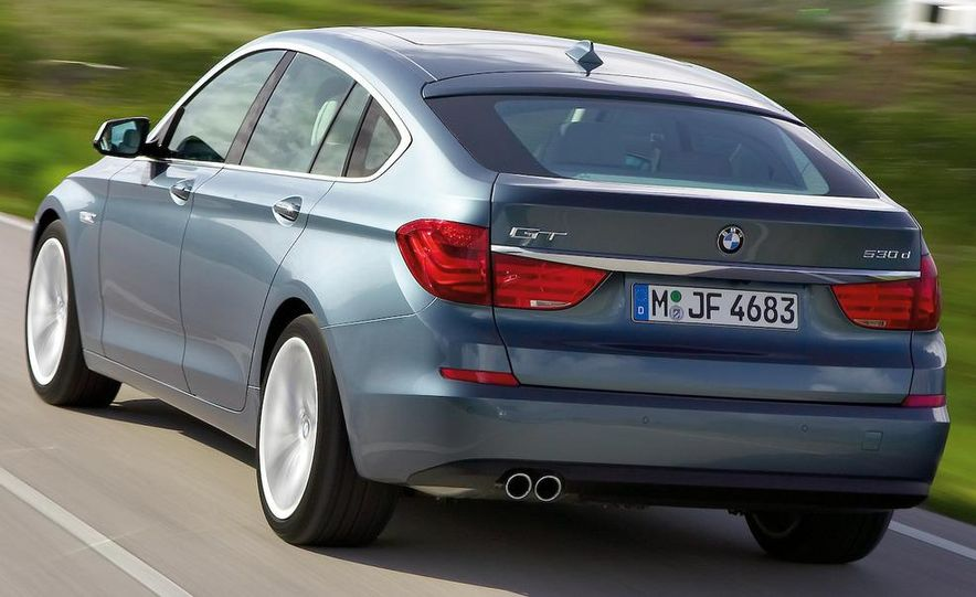 2012 BMW 3-series sedan (artist's rendering) - Slide 31