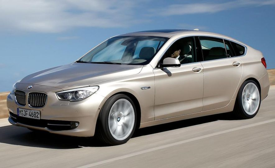 2012 BMW 3-series sedan (artist's rendering) - Slide 44