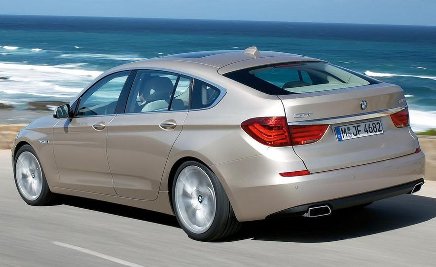2012 BMW 3-series sedan (artist's rendering) - Slide 45