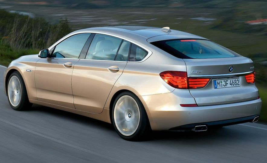 2012 BMW 3-series sedan (artist's rendering) - Slide 48