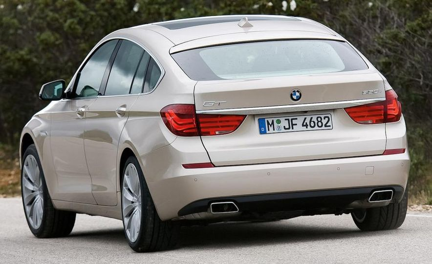 2012 BMW 3-series sedan (artist's rendering) - Slide 49
