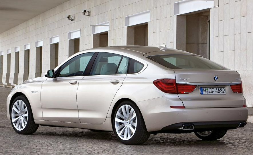 2012 BMW 3-series sedan (artist's rendering) - Slide 42