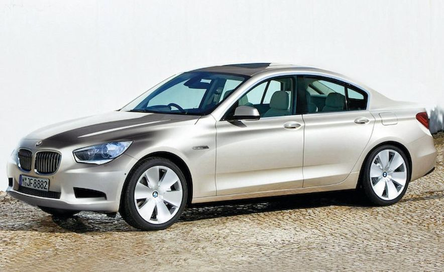 2012 BMW 3-series sedan (artist's rendering) - Slide 1