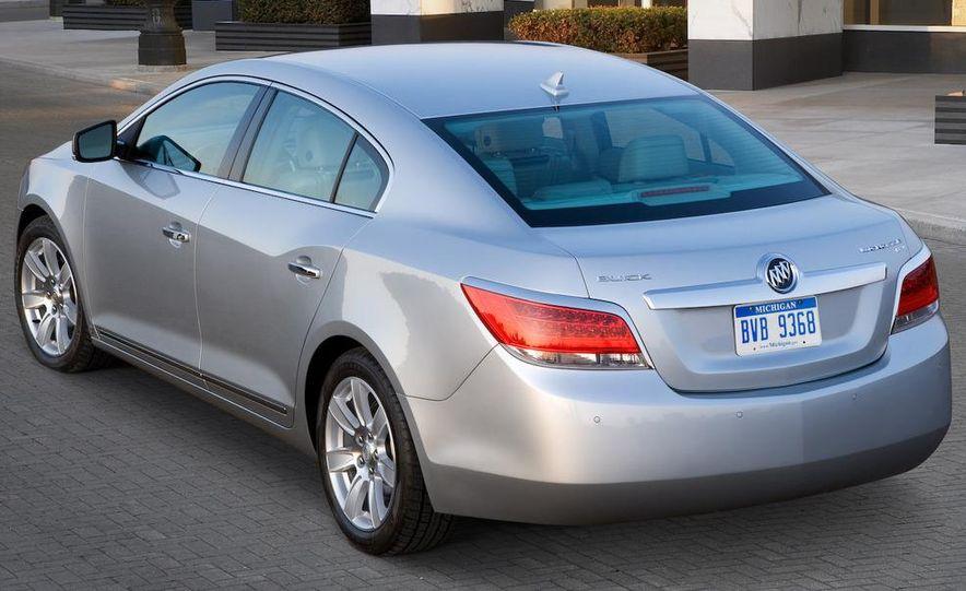 2010 Buick LaCrosse Hydra-Matic six-speed automatic transmission - Slide 4