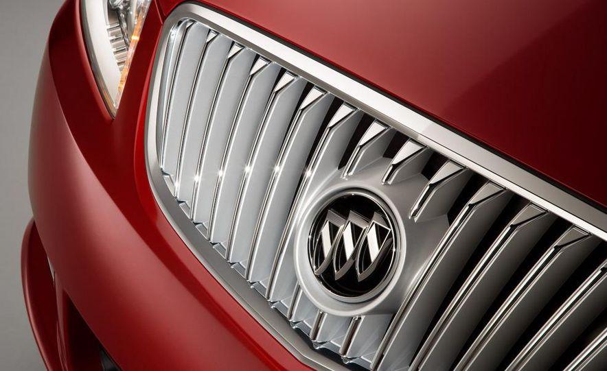 2010 Buick LaCrosse Hydra-Matic six-speed automatic transmission - Slide 9