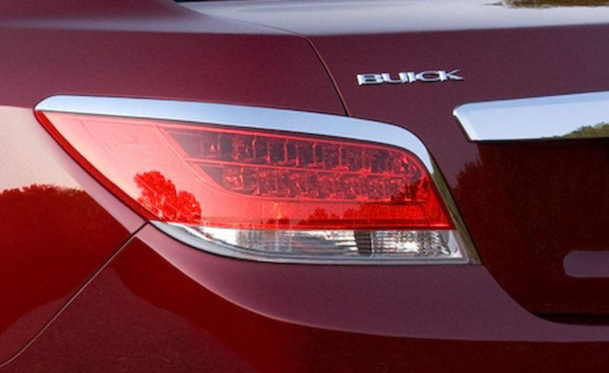 2010 Buick LaCrosse Hydra-Matic six-speed automatic transmission - Slide 18