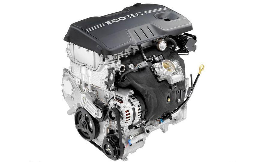 2010 Buick LaCrosse Hydra-Matic six-speed automatic transmission - Slide 19
