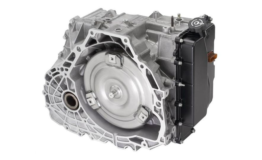 2010 Buick LaCrosse Hydra-Matic six-speed automatic transmission - Slide 1