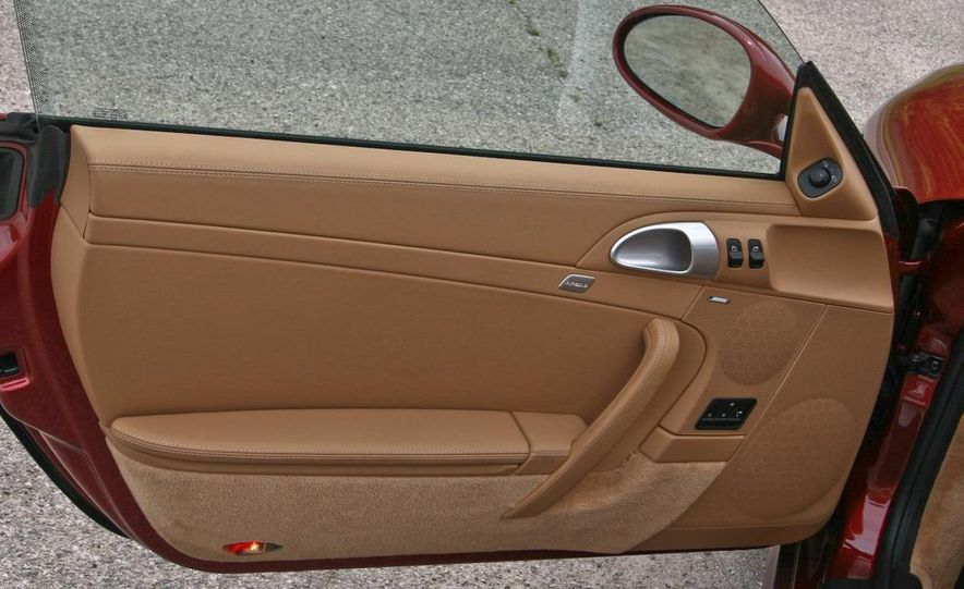 2009 Porsche 911 Carrera S manual wheel - Slide 50