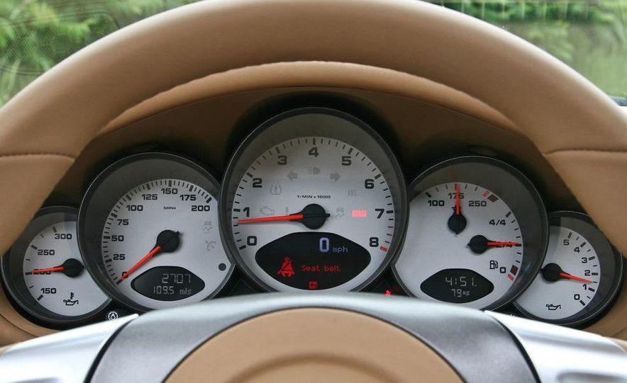 2009 Porsche 911 Carrera S manual wheel - Slide 39