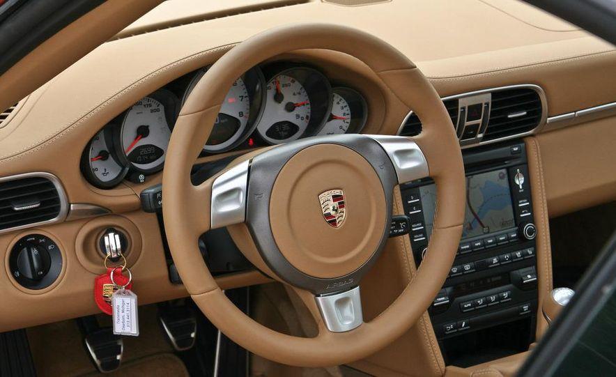 2009 Porsche 911 Carrera S manual wheel - Slide 48