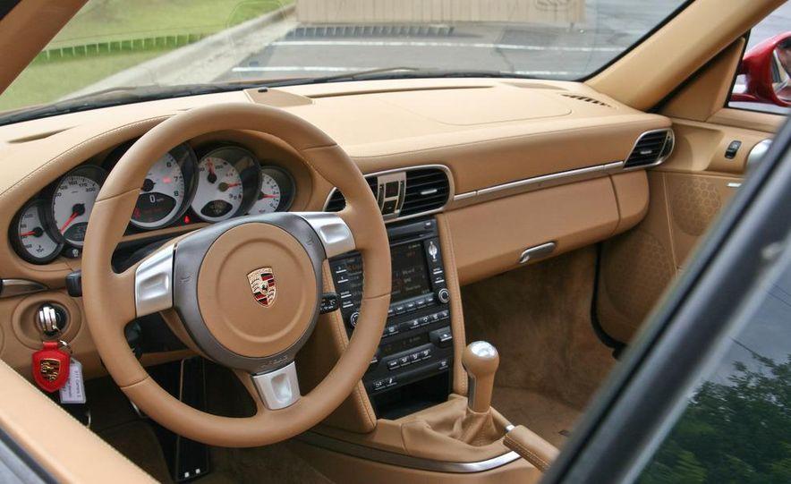 2009 Porsche 911 Carrera S manual wheel - Slide 31