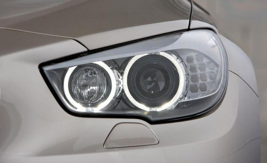2010 BMW 530d Gran Turismo - Slide 27