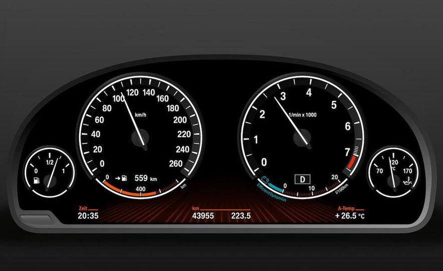 2010 BMW 530d Gran Turismo - Slide 36
