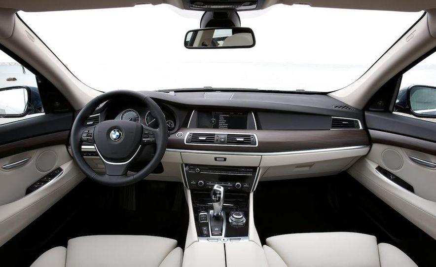 2010 BMW 530d Gran Turismo - Slide 31