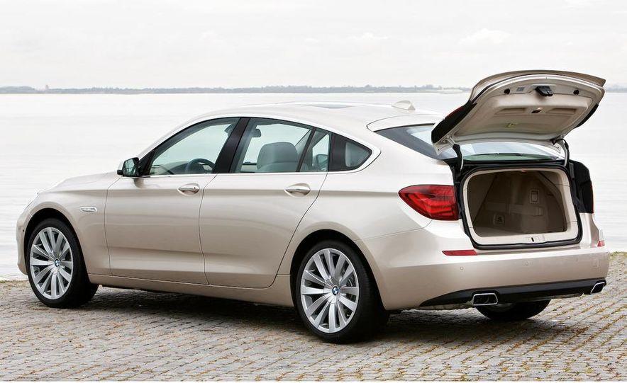 2010 BMW 530d Gran Turismo - Slide 25