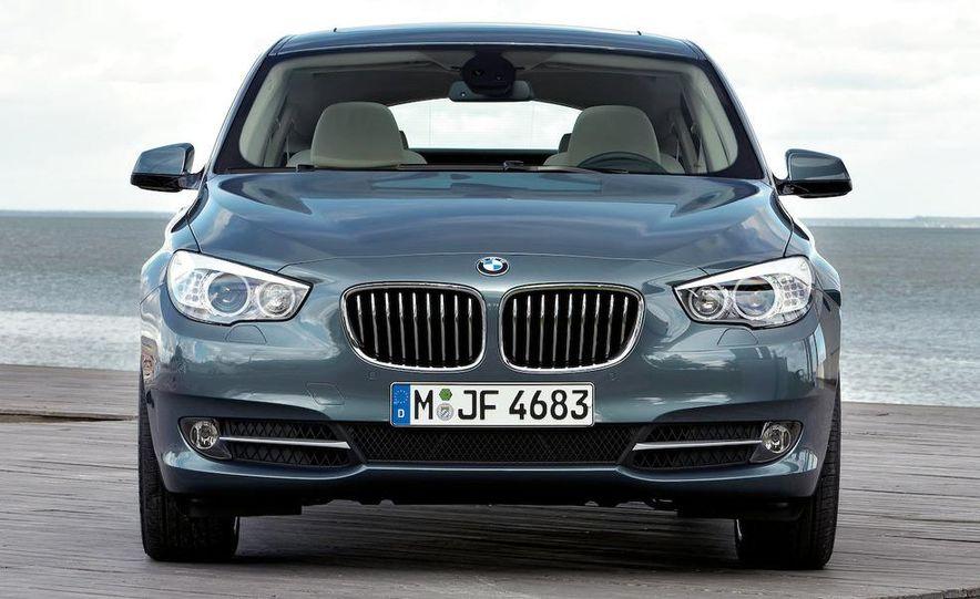 2010 BMW 530d Gran Turismo - Slide 7