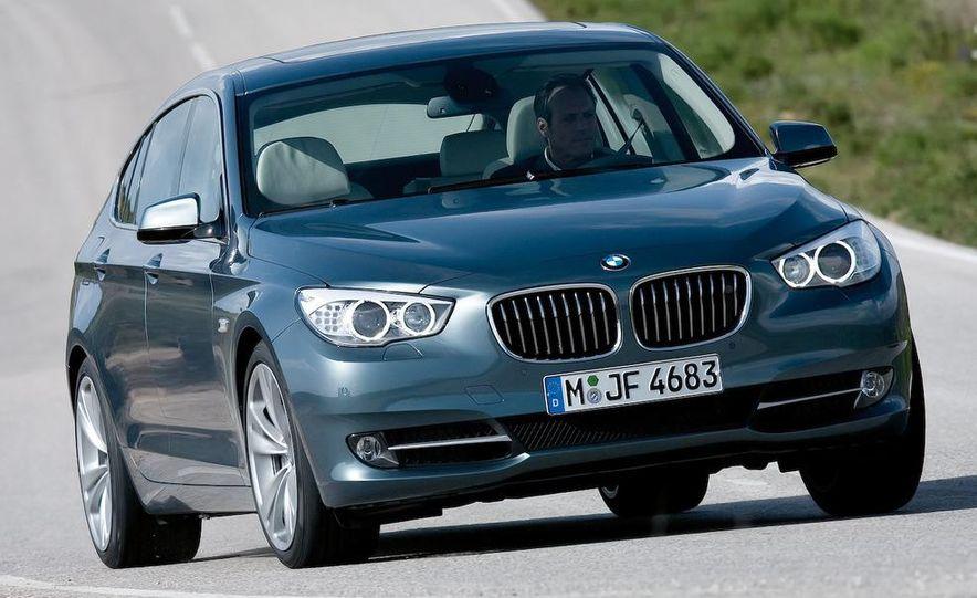 2010 BMW 530d Gran Turismo - Slide 2