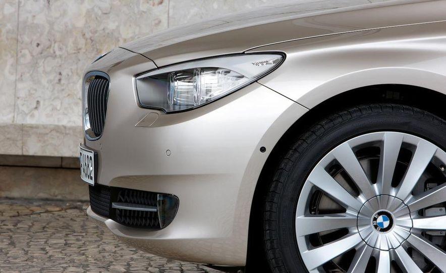 2010 BMW 530d Gran Turismo - Slide 26