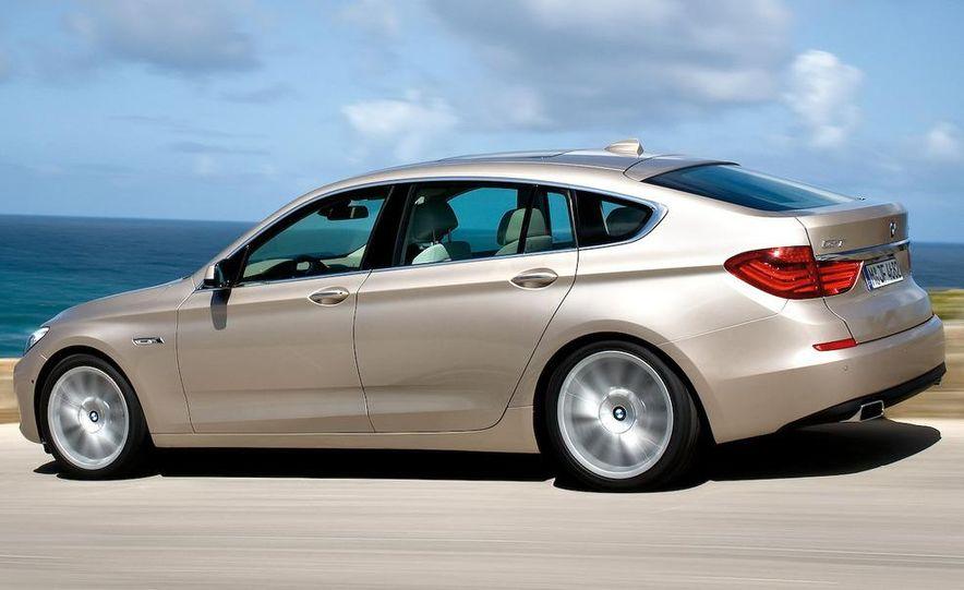 2010 BMW 530d Gran Turismo - Slide 8