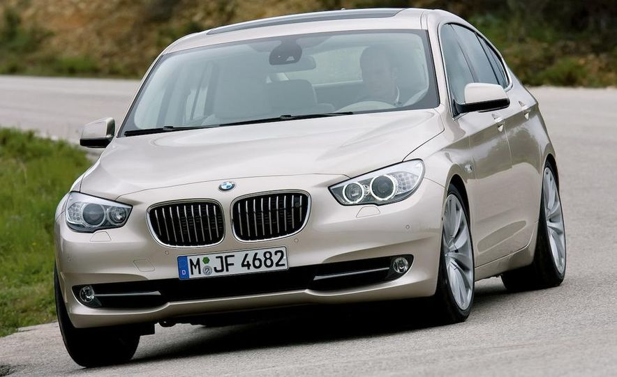 2010 BMW 530d Gran Turismo - Slide 9