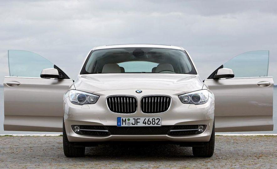 2010 BMW 530d Gran Turismo - Slide 20