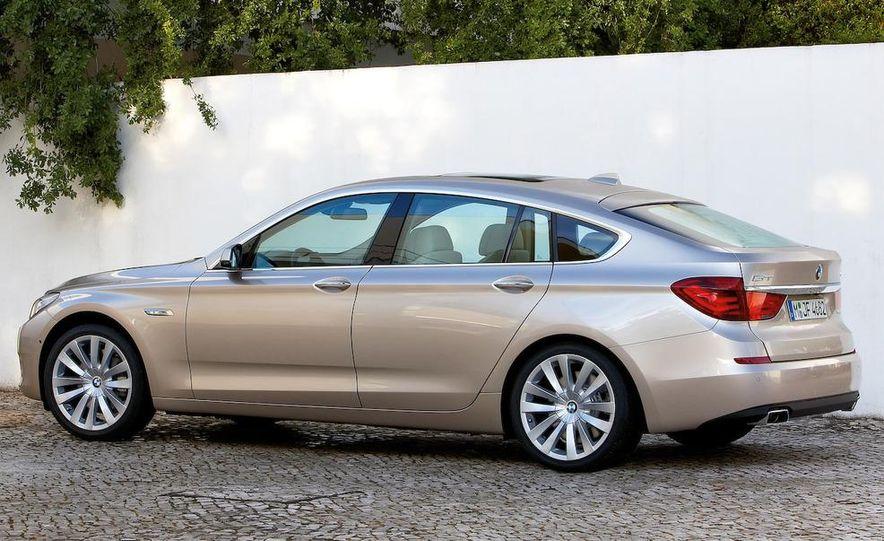 2010 BMW 530d Gran Turismo - Slide 16