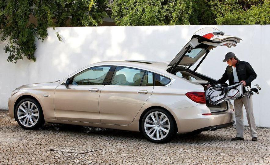 2010 BMW 530d Gran Turismo - Slide 23
