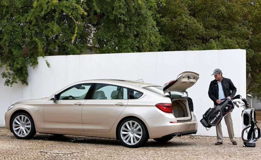 2010 BMW 530d Gran Turismo - Slide 24