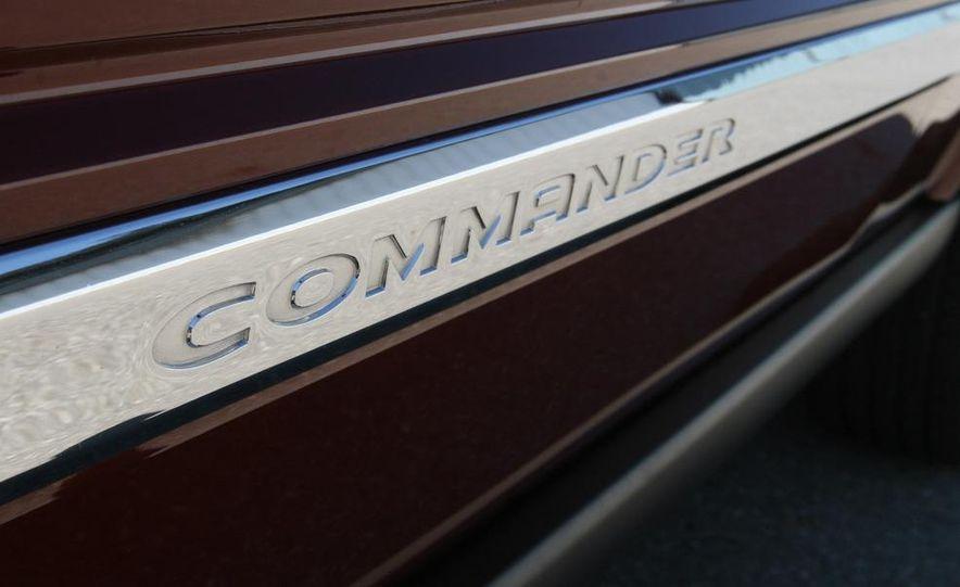 2009 Jeep Commander Limited - Slide 55