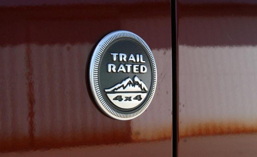 2009 Jeep Commander Limited - Slide 54