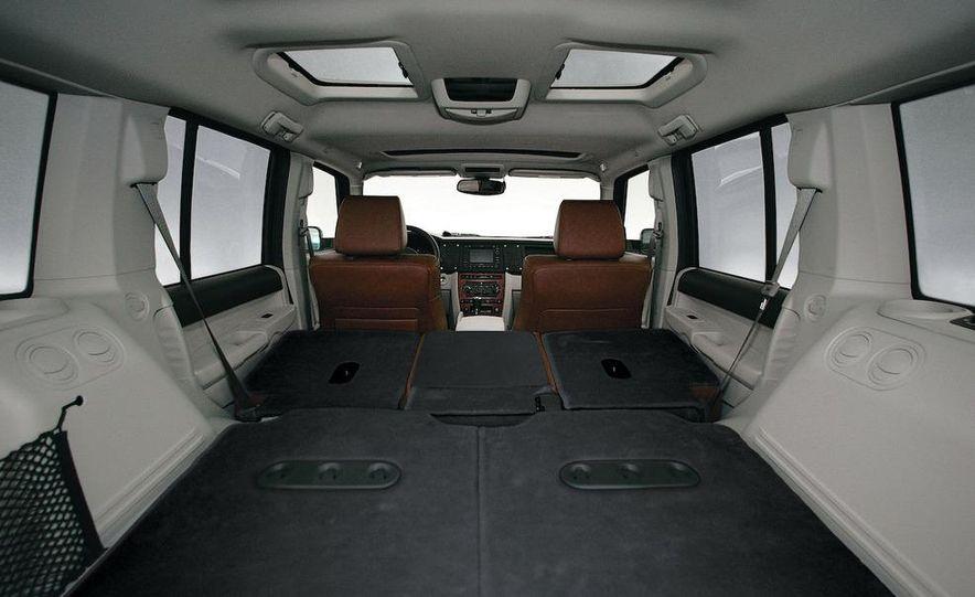 2009 Jeep Commander Limited - Slide 60