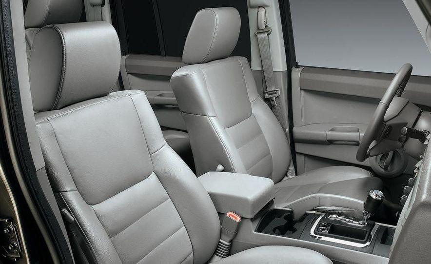 2009 Jeep Commander Limited - Slide 64