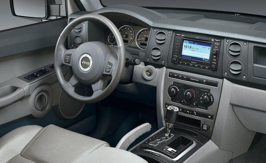 2009 Jeep Commander Limited - Slide 70