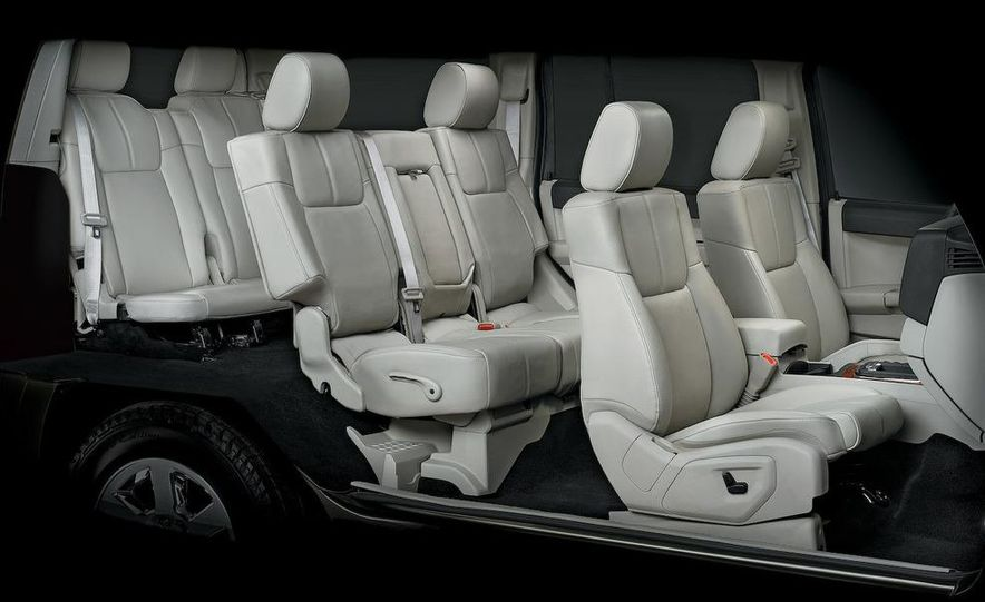 2009 Jeep Commander Limited - Slide 63