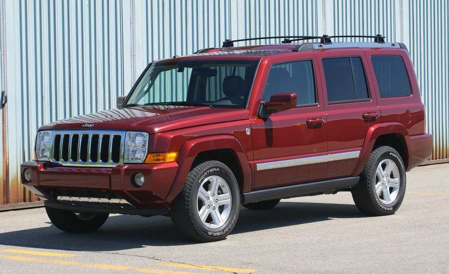 2009 Jeep Commander Limited - Slide 2