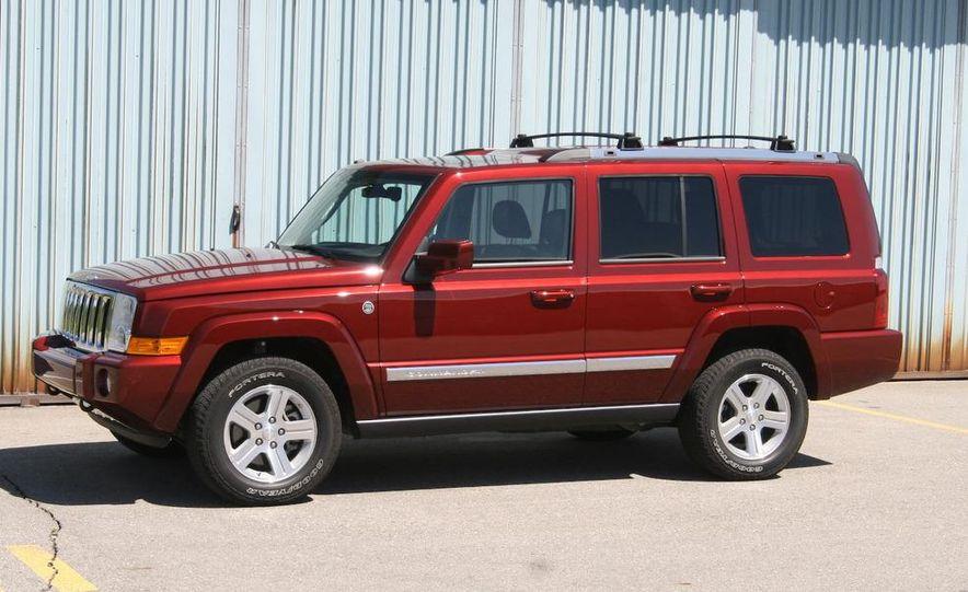 2009 Jeep Commander Limited - Slide 5