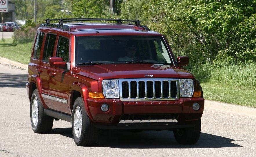 2009 Jeep Commander Limited - Slide 8