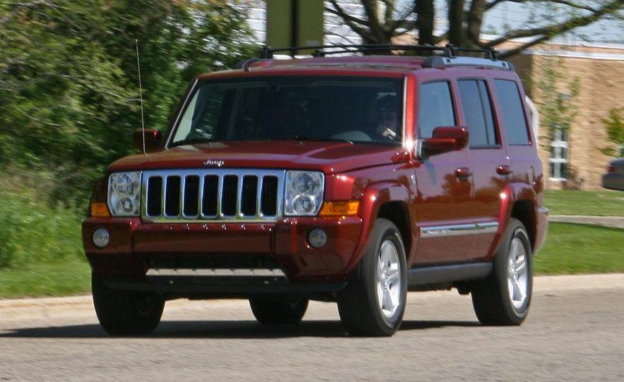 2009 Jeep Commander Limited - Slide 9