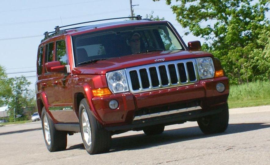 2009 Jeep Commander Limited - Slide 11